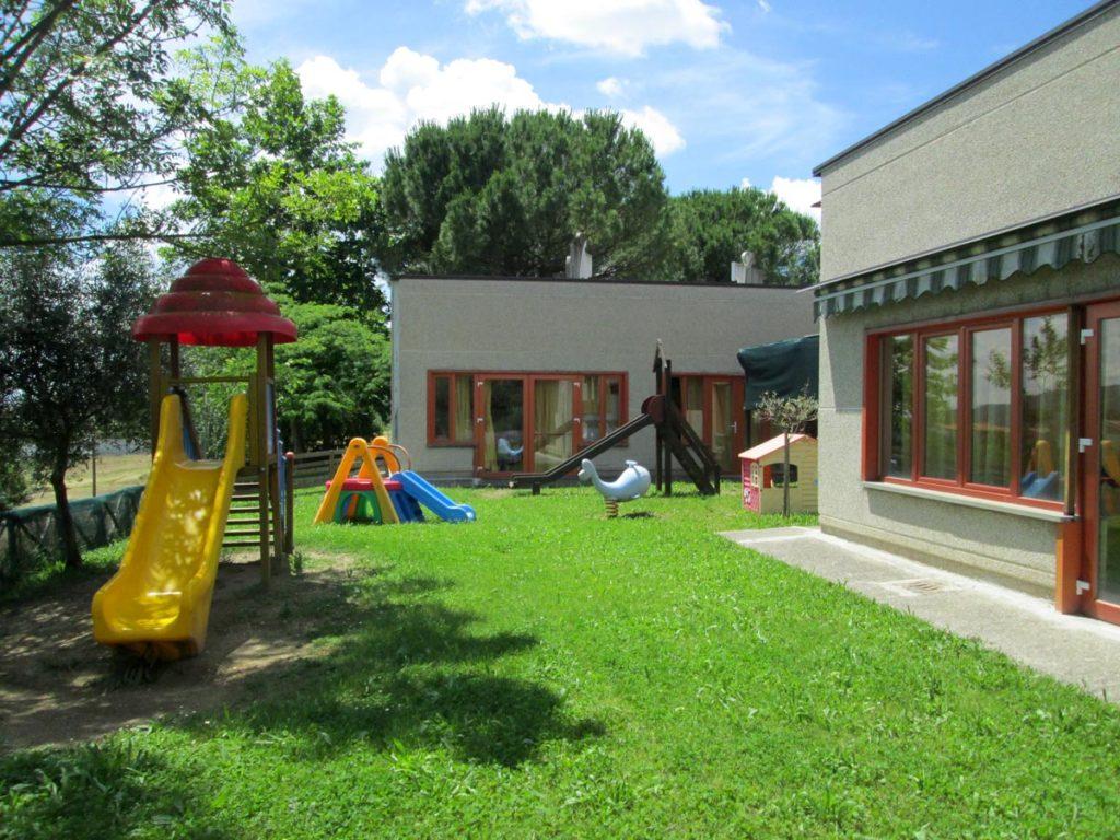 scuola dell'infanzia di Brufa